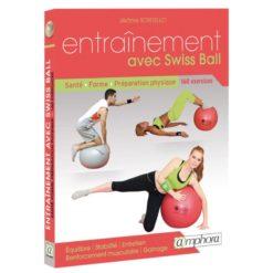 livre entrainement avec swissball amphora