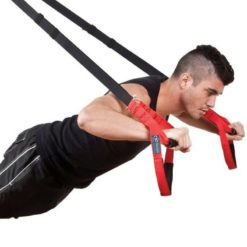 sangle suspension training fitness mad