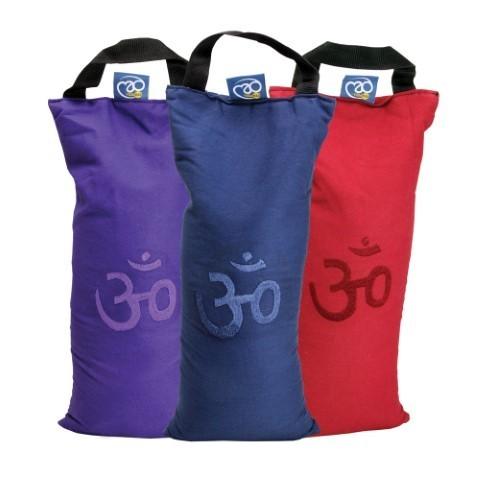 sac de sable de yoga sandbag blue stelvoren. Black Bedroom Furniture Sets. Home Design Ideas