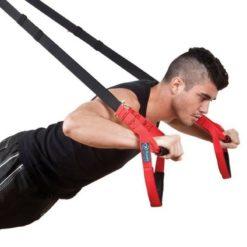 sangles suspension trainer fitness mad