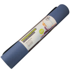Tapis de Yoga 6mm Evolution Bleu - Stelvoren