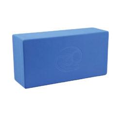 Brique de Yoga EVA haute densité blue - Stelvoren