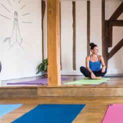 Tapis de Yoga Stelvoren - Pour les salles de Yoga