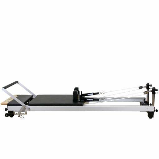 LeReformer A2R2 low leg bundleest le reformer phare de la marque Align-Pilates, offrant des performances raffinées, des possibilités deréglage étendues