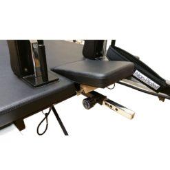 LeReformer A2R2est le Reformer phare de la marque Align-Pilates, offrant des performances raffinées, des possibilités deréglage étendues