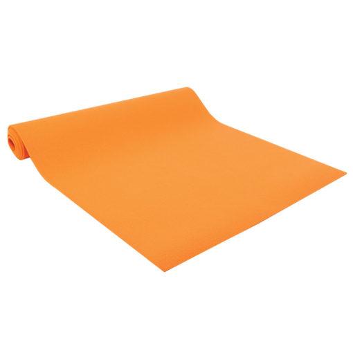 Tapis de Yoga Studio Standard 4,5mm Orange