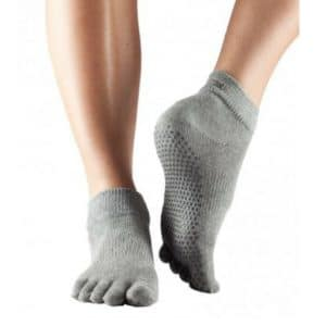 Ankle_Full_toe_Heather_Grey
