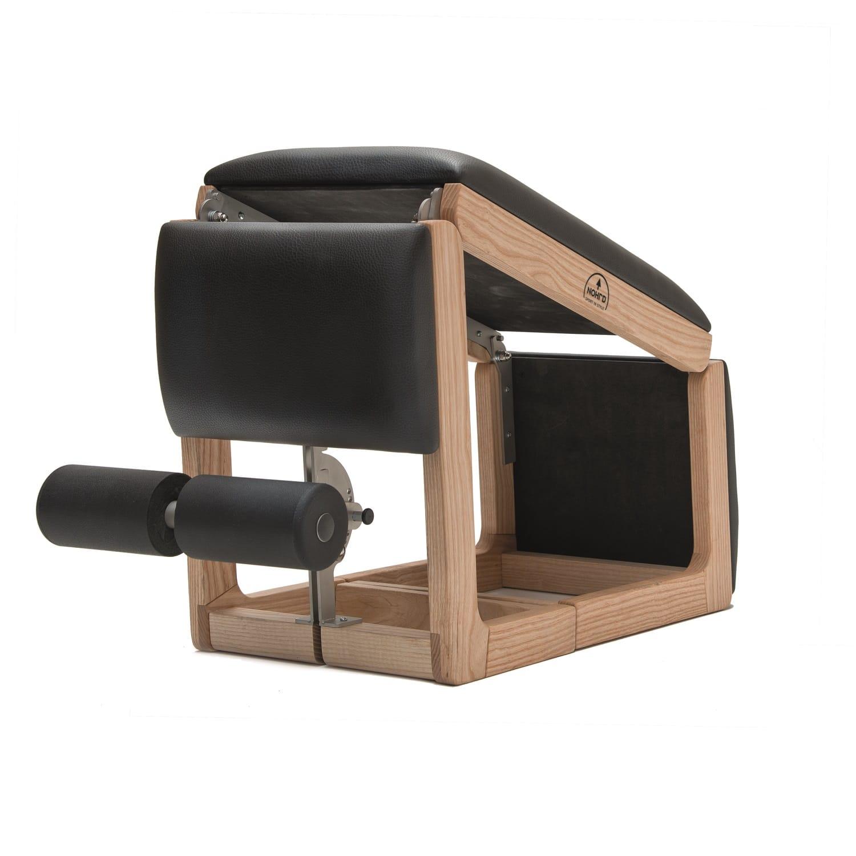 banc tria trainer cuir v ritable stelvoren. Black Bedroom Furniture Sets. Home Design Ideas