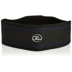 La ceinture de maintien en néoprène de Fitness-Mad assure un maintien optimal du dos lors d'exercices avec charges