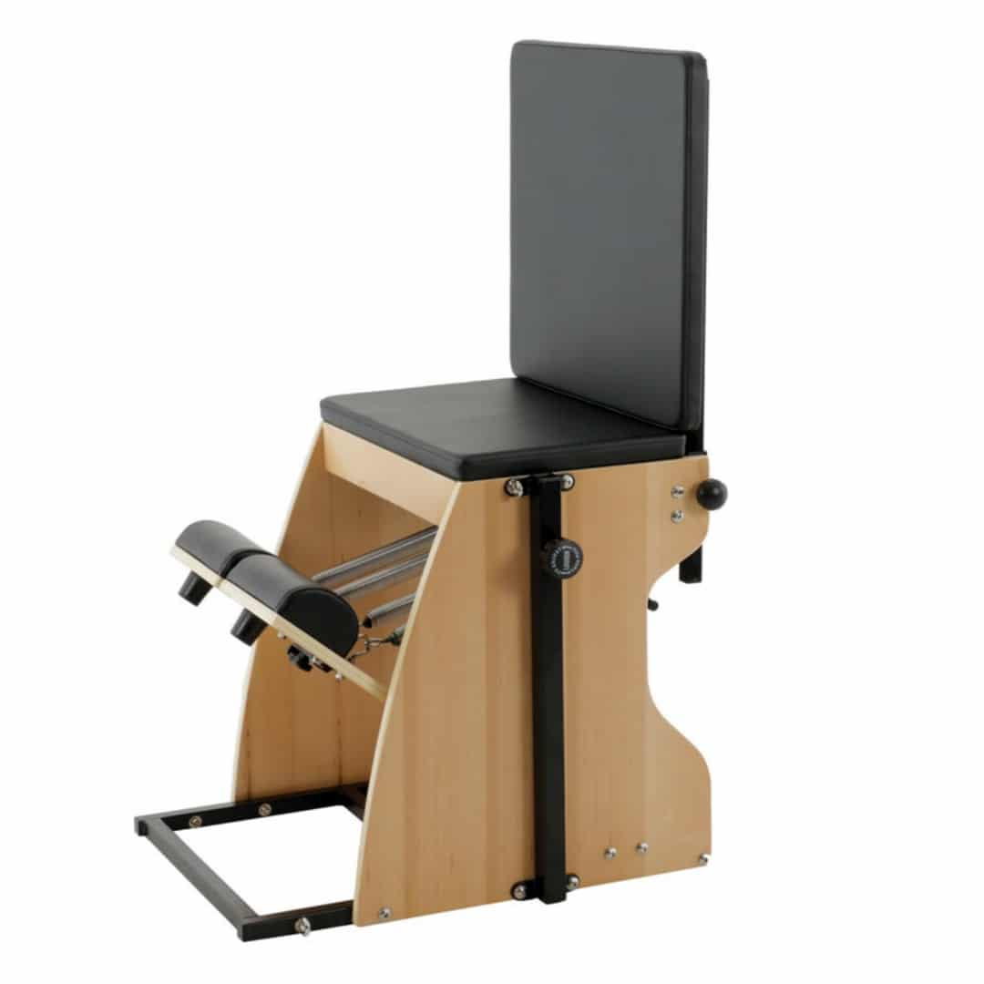 Pilates Combo Chair Ii: Chaise De Pilates Wunda Chair