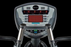 console vélo elliptique