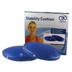 Le coussin d'équilibre ou de stabilité est un outil idéal pour améliorer l'équilibre et la posture
