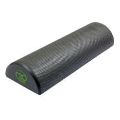 Le Demi Foam Roller de Fitness-Mad peut être utilisé pour l'entraînement de l'équilibre pour améliorer la stabilité