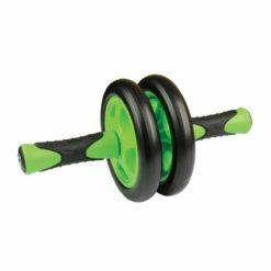e Duo Ab Wheel est un accessoire de fitness pour s'entraîner à domicile