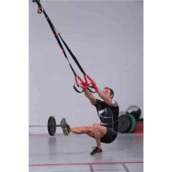 Les sangles de suspension ont commencé à être utilisées il y a plus de cent ans par des gymnastes et judokas pour optimiser leur entraînement