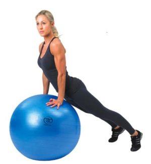 swiss ball fitness mad