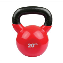 Haltère Kettlebell Pro 20kg - Stelvoren