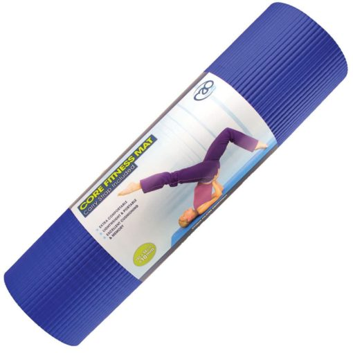 tapis de fitness 10mm fitness mad