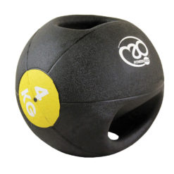 Medecine Ball 4kg Double Grip - Stelvoren