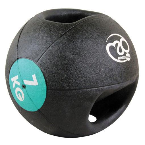 Medecine Ball 7kg Double Grip - Stelvoren