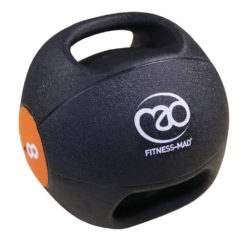 Medecine Ball 8kg Double Grip - Stelvoren