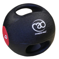 Medecine Ball 9kg Double Grip - Stelvoren