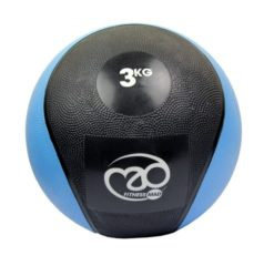 medecine ball 3kg fitness mad