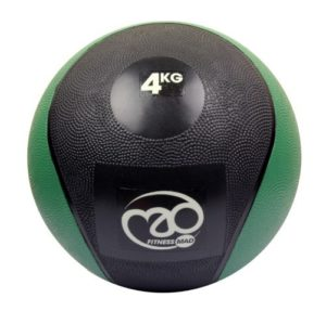 medecine ball 4kg fitness mad