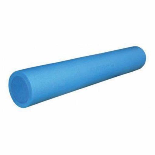 Le rouleau « Foam Roller » de Fitness-Mad est utilisé pour améliorer l'équilibre, la souplesse et soulager les tensions musculaires le long de la colonne vertébrale