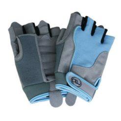 Les gants de musculation Cross Training de Fitness-Mad sont destinés à une utilisation intensive et possèdent plusieurs zones de maintien (Modèle femme)