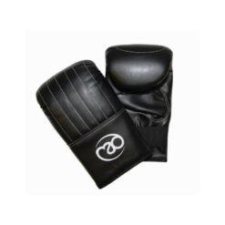 Les gants de sac en cuir synthétique de Boxing-Mad