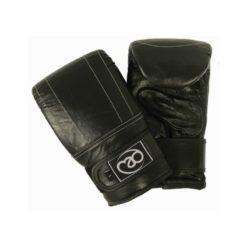 Les gants de sac en cuir de vachette de Boxing-Mad