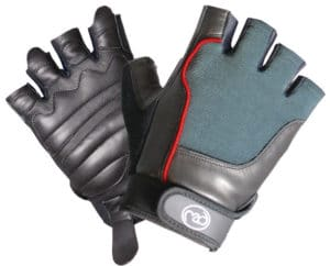 gants de musculation en cuir fitness mad