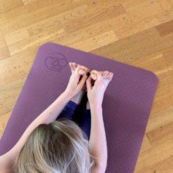 Tapis de Yoga léger et confortable - Stelvoren