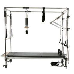 Le Reformer Align-Pilates C2-Pro est un appareil de Pilates polyvalentconçu pour évoluer avec votre Studio de Pilates pour unrapport qualité prix incomparable sur le marché des appareils de Pilates