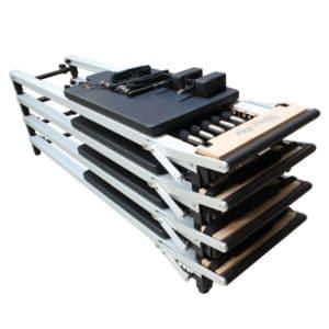 Pack de 4 Reformers Pilates C2-PRO 3
