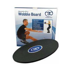 L'utilisation régulière d'une planche d'équilibre est un excellent moyen pour améliorer son équilibre et augmenter sa force.