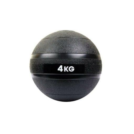 Le Slam Ball Fitness-Mad de 4kg est un outil d'entraînement efficace pour travailler l'explosivité