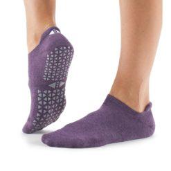chaussettes savvy lavander de tavi noir