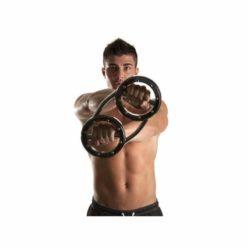 La barre The Burn Machine Speed Bag 5,5kg est conçue pour les sportifs confirmés