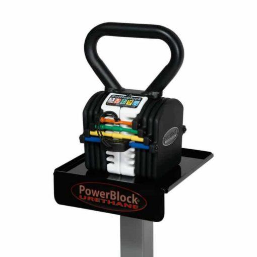 Support ergonomique pour haltère KettleBlock 20 (2 à 9kg) et 40 (4 à 18kg)