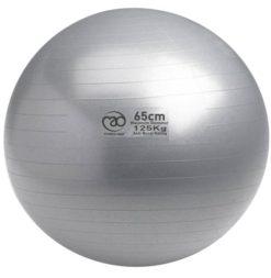 swiss ball 65cm 125kg fitness mad