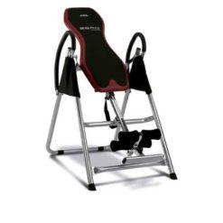 Conçue pour une utilisation domestique régulière, la table d'inversion Zero G400 de BH Fitness allie la sécurité et la facilité