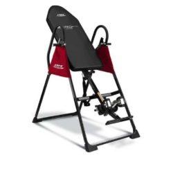 La table d'inversion Zero Pro G405 de BH Fitness allie la sécurité de l'entraînement et la facilité