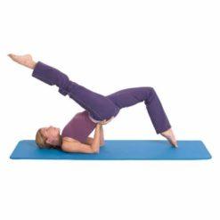 Le tapis Core Fitness de Fitness-Mad est fabriqué avec une mousse haute densité pour un confort optimal