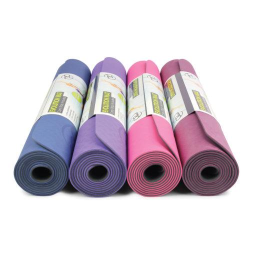Tapis de Yoga Evolution en TPE recyclable - Stelvoren