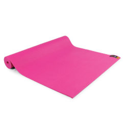 Tapis de Yoga Warrior II 4mm Hot Pink