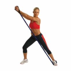 e Résistance Trainer Studio Pro Medium est le tube de résistance le plus efficace au monde.