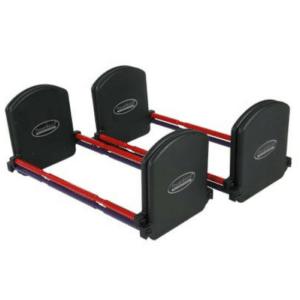 options pour halteres ajustables powerblock
