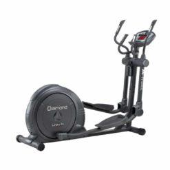 Le vélo elliptique D62 est un appareil de cardio-traininng doté d'une grande amplitude de mouvement